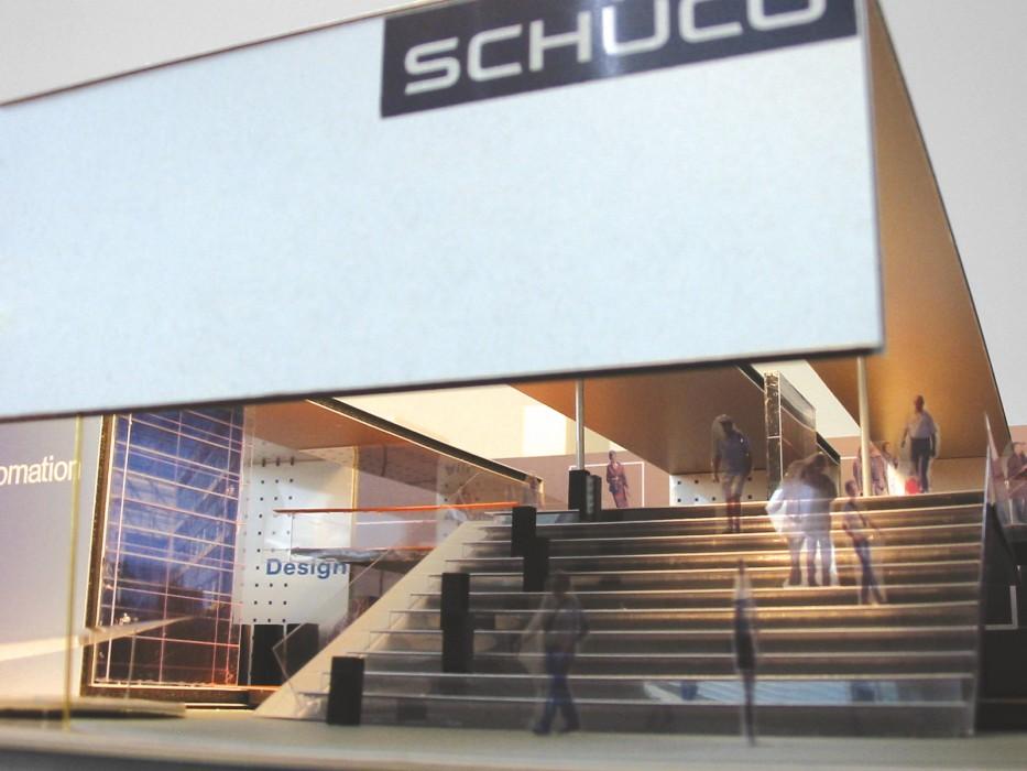 Schüco München rs architekten schüco